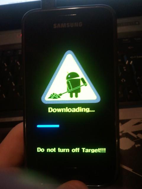 Android] Mettre à jour son Samsung sous GNU/Linux avec Heimdall