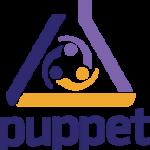 Logo de puppet labs