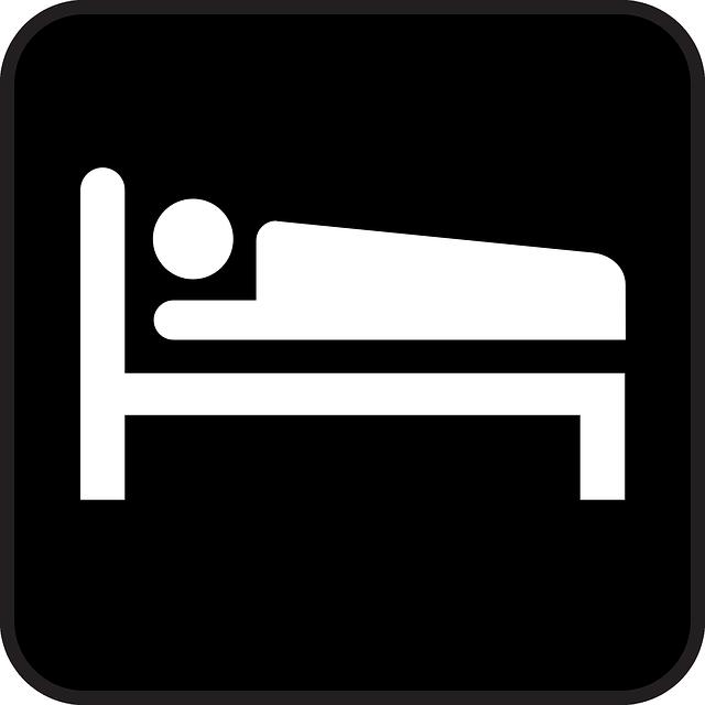 Picto d'un lit
